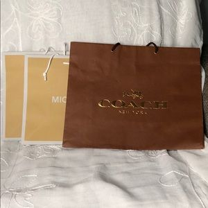 Michael Kors Other - Shopping bags